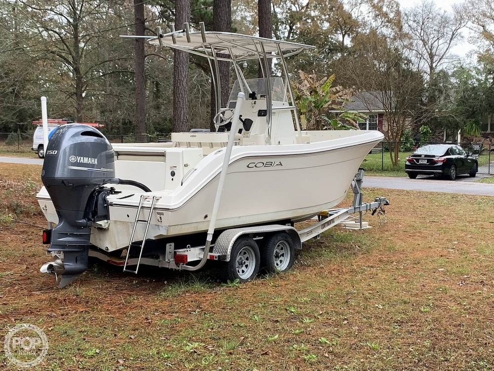 2017 Cobia boat for sale, model of the boat is 220CC & Image # 12 of 40