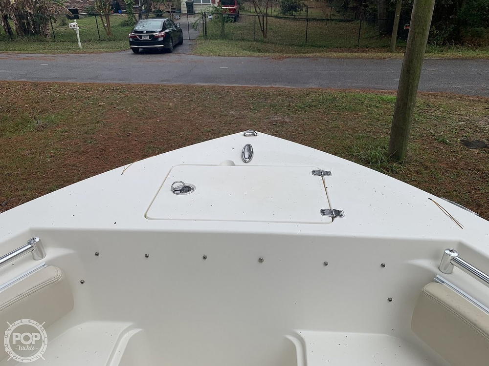 2017 Cobia boat for sale, model of the boat is 220CC & Image # 25 of 40