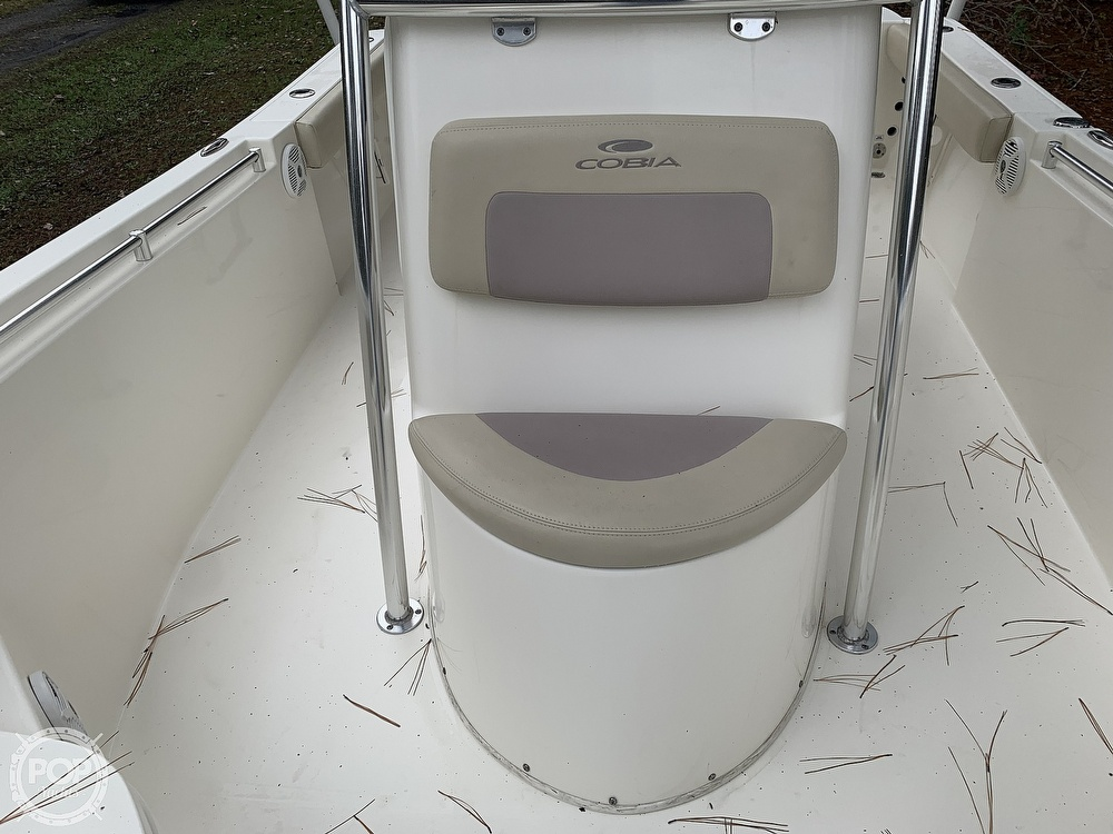 2017 Cobia boat for sale, model of the boat is 220CC & Image # 29 of 40