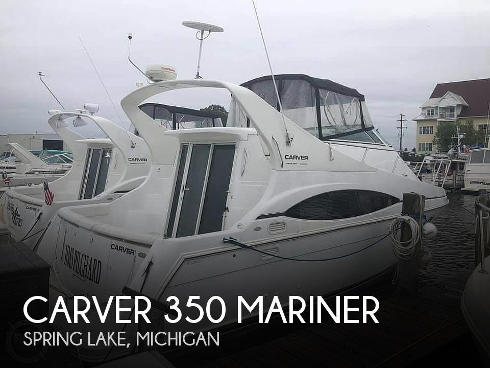 Used Carver 35 Boats For Sale by owner | 1999 Carver 350 Mariner