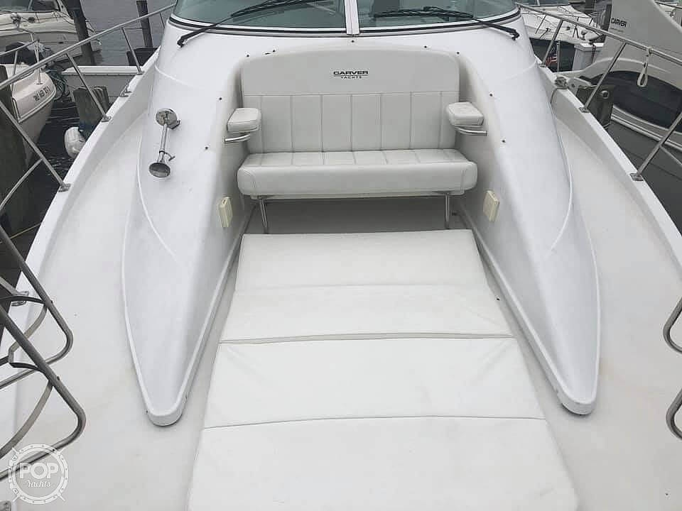 1999 Carver boat for sale, model of the boat is 350 Mariner & Image # 10 of 18