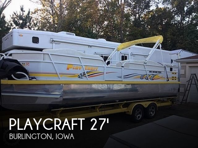 Used Playcraft Boats For Sale by owner | 2007 Playcraft 2700 X-Treme
