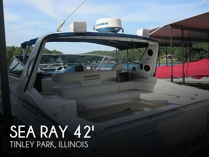 Used Sea Ray 20 Boats For Sale by owner | 1990 Sea Ray 420 Sundancer
