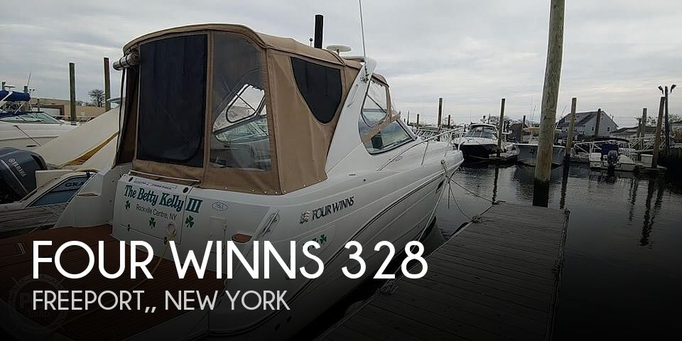 Used Four Winns Boats For Sale in New York by owner | 2000 Four Winns 328 Vista