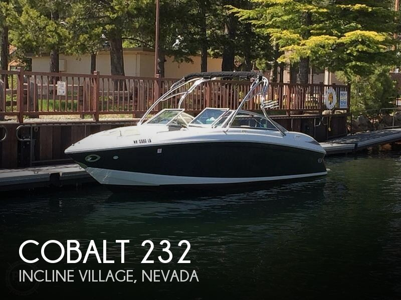 Used Boats For Sale in Reno, Nevada by owner | 2007 Cobalt 25