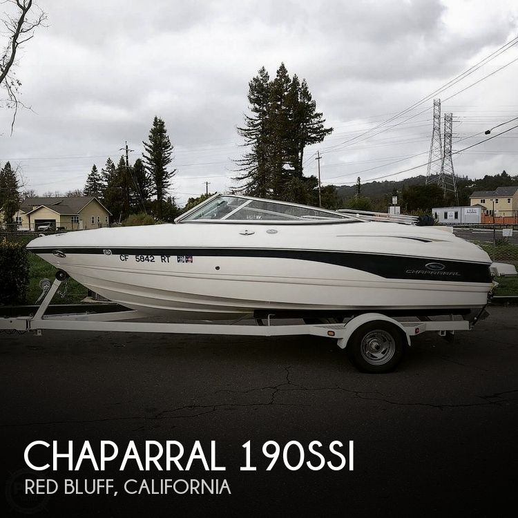 Used Chaparral 190ssi Boats For Sale by owner | 2005 Chaparral 190SSi