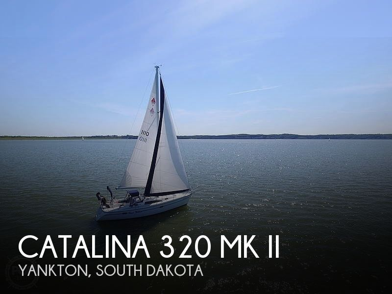 Used Boats For Sale in South Dakota by owner | 2007 Catalina 320 Mk Ii