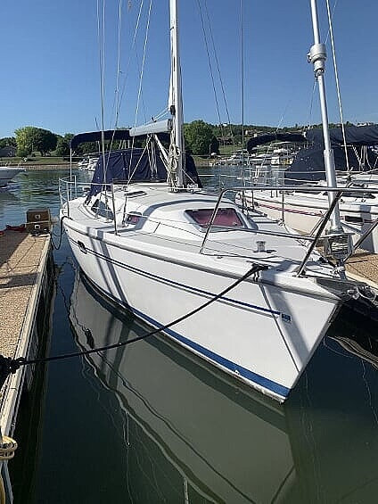2007 Catalina Yachts boat for sale, model of the boat is 320 Mk II & Image # 37 of 40