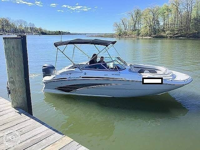 2019 Hurricane boat for sale, model of the boat is 2200 Sundeck & Image # 11 of 40