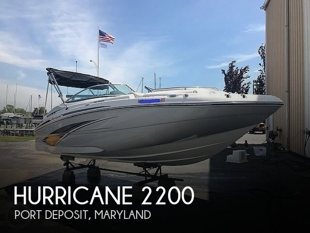 2019 Hurricane boat for sale, model of the boat is 2200 Sundeck & Image # 1 of 40