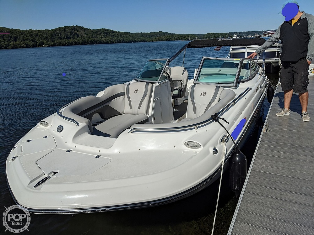 2019 Hurricane boat for sale, model of the boat is 2200 Sundeck & Image # 14 of 40