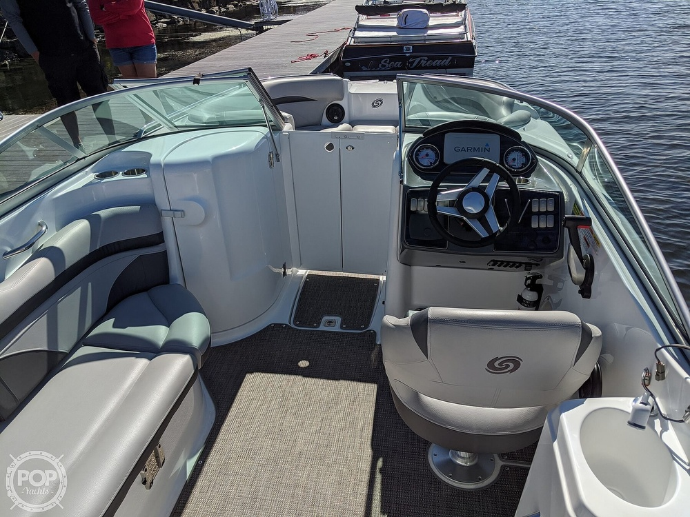 2019 Hurricane boat for sale, model of the boat is 2200 Sundeck & Image # 3 of 40
