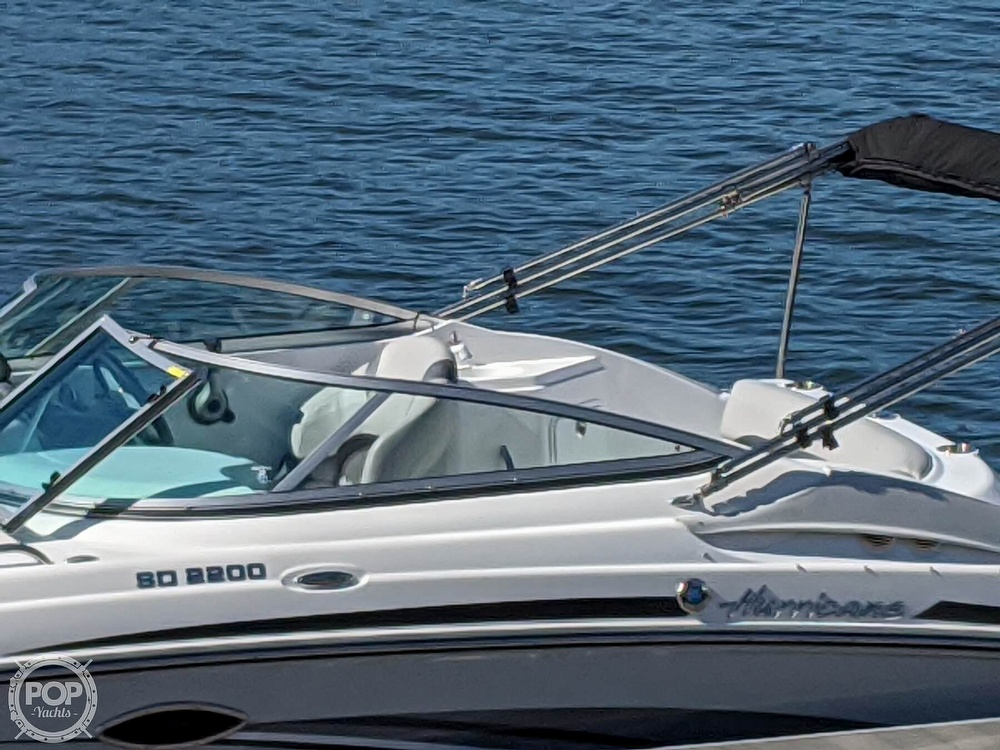 2019 Hurricane boat for sale, model of the boat is 2200 Sundeck & Image # 26 of 40