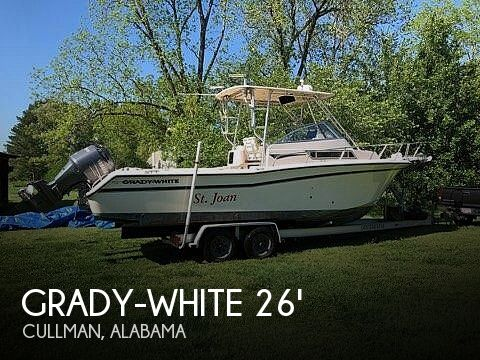 Used Grady-White Boats For Sale in Alabama by owner | 1998 Grady-White 26 Islander