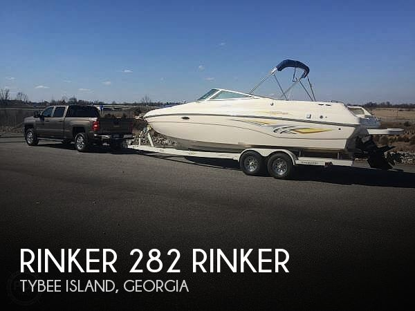 Used Rinker 28 Boats For Sale by owner | 2004 Rinker 282 Rinker