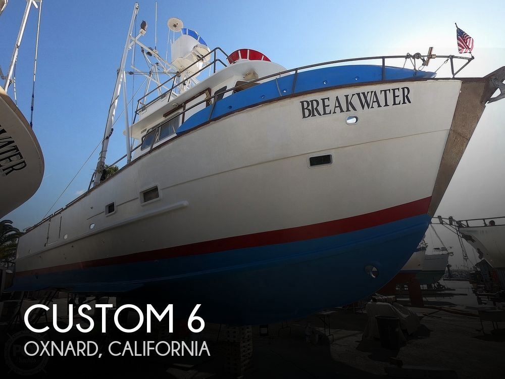 1951 Custom boat for sale, model of the boat is 6 Pack SportFIsh / Dive Boat & Image # 1 of 40