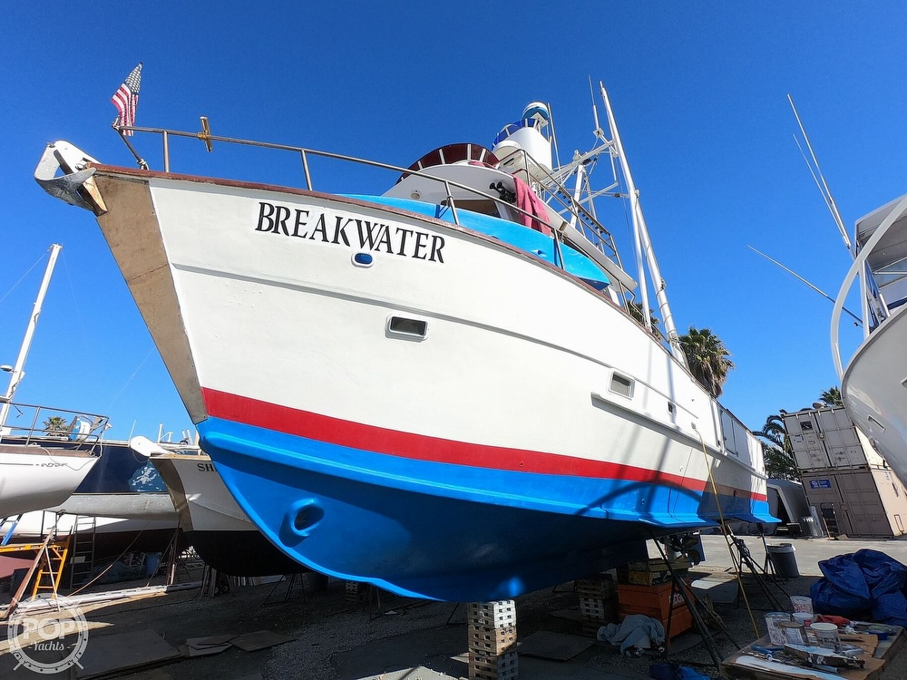 1951 Custom boat for sale, model of the boat is 6 Pack SportFIsh / Dive Boat & Image # 4 of 40