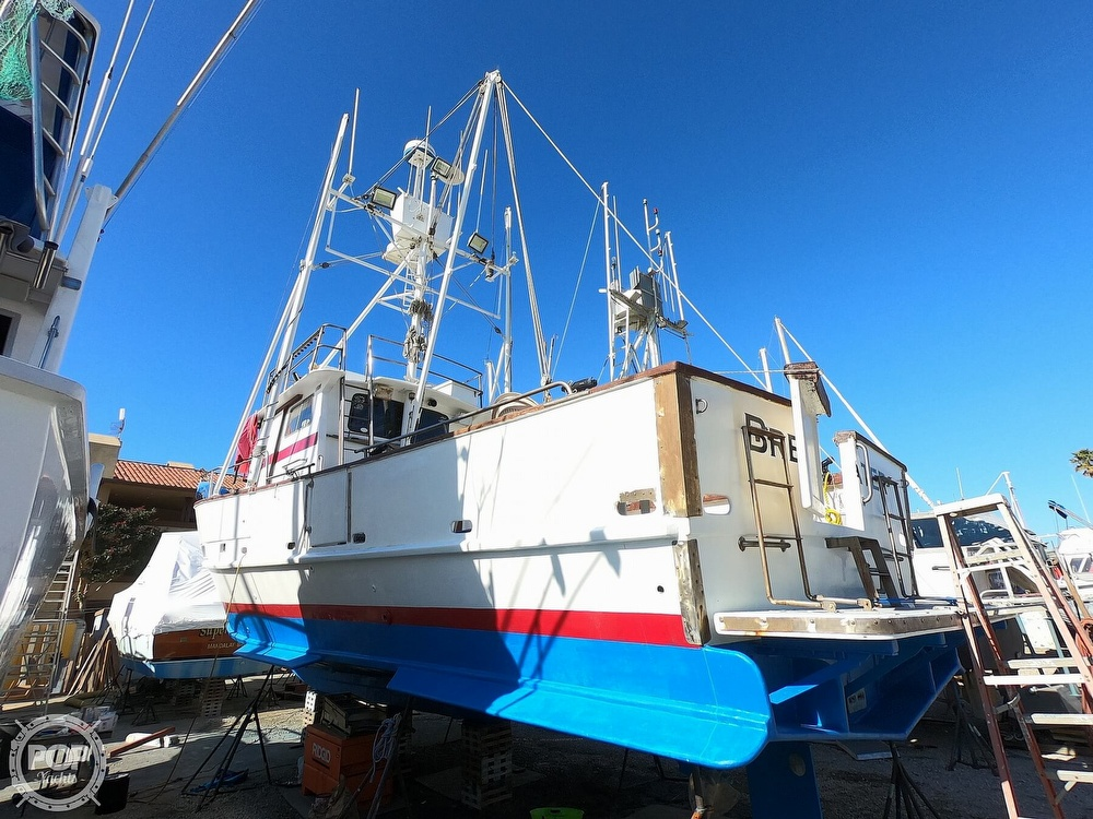 1951 Custom boat for sale, model of the boat is 6 Pack SportFIsh / Dive Boat & Image # 5 of 40