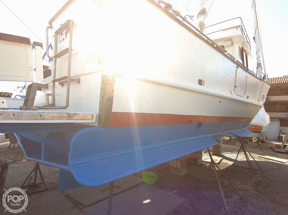 1951 Custom boat for sale, model of the boat is 6 Pack SportFIsh / Dive Boat & Image # 6 of 40