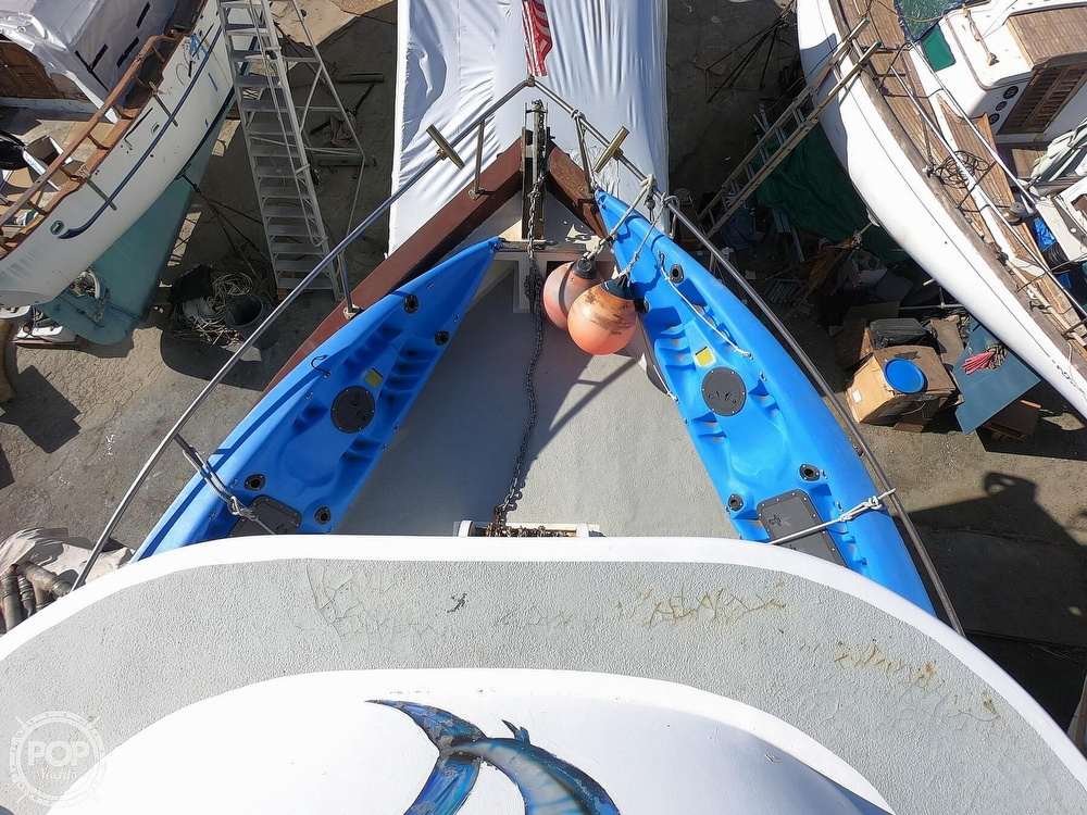 1951 Custom boat for sale, model of the boat is 6 Pack SportFIsh / Dive Boat & Image # 9 of 40
