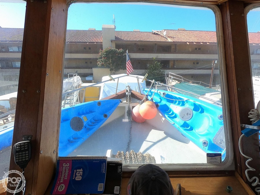 1951 Custom boat for sale, model of the boat is 6 Pack SportFIsh / Dive Boat & Image # 13 of 40