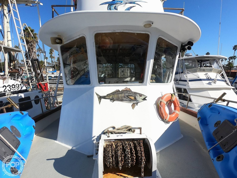 1951 Custom boat for sale, model of the boat is 6 Pack SportFIsh / Dive Boat & Image # 14 of 40