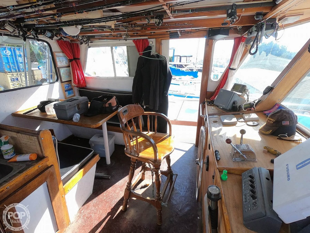 1951 Custom boat for sale, model of the boat is 6 Pack SportFIsh / Dive Boat & Image # 15 of 40