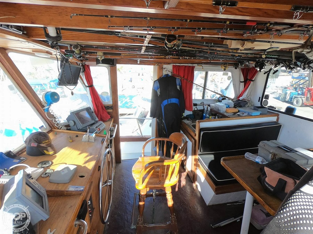 1951 Custom boat for sale, model of the boat is 6 Pack SportFIsh / Dive Boat & Image # 16 of 40