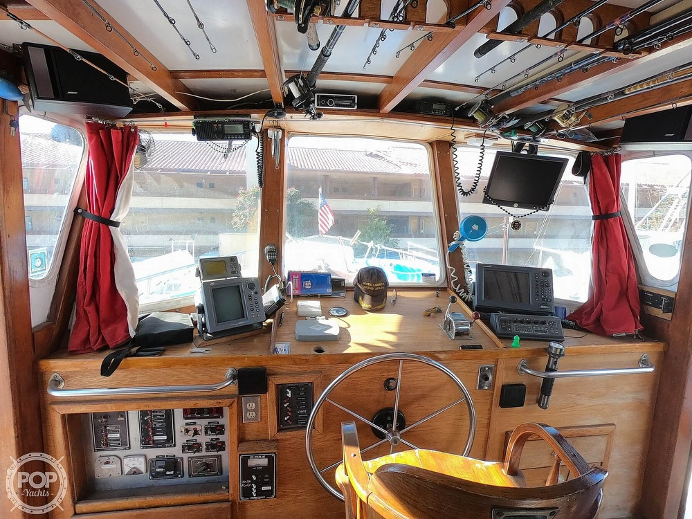1951 Custom boat for sale, model of the boat is 6 Pack SportFIsh / Dive Boat & Image # 18 of 40