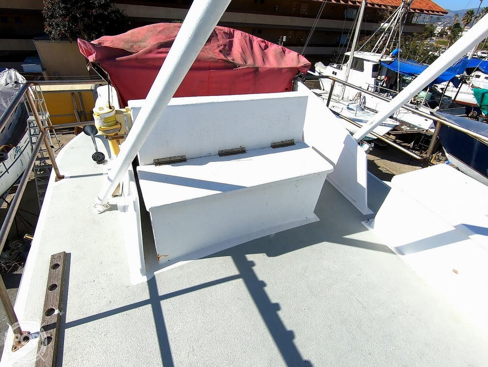 1951 Custom boat for sale, model of the boat is 6 Pack SportFIsh / Dive Boat & Image # 22 of 40