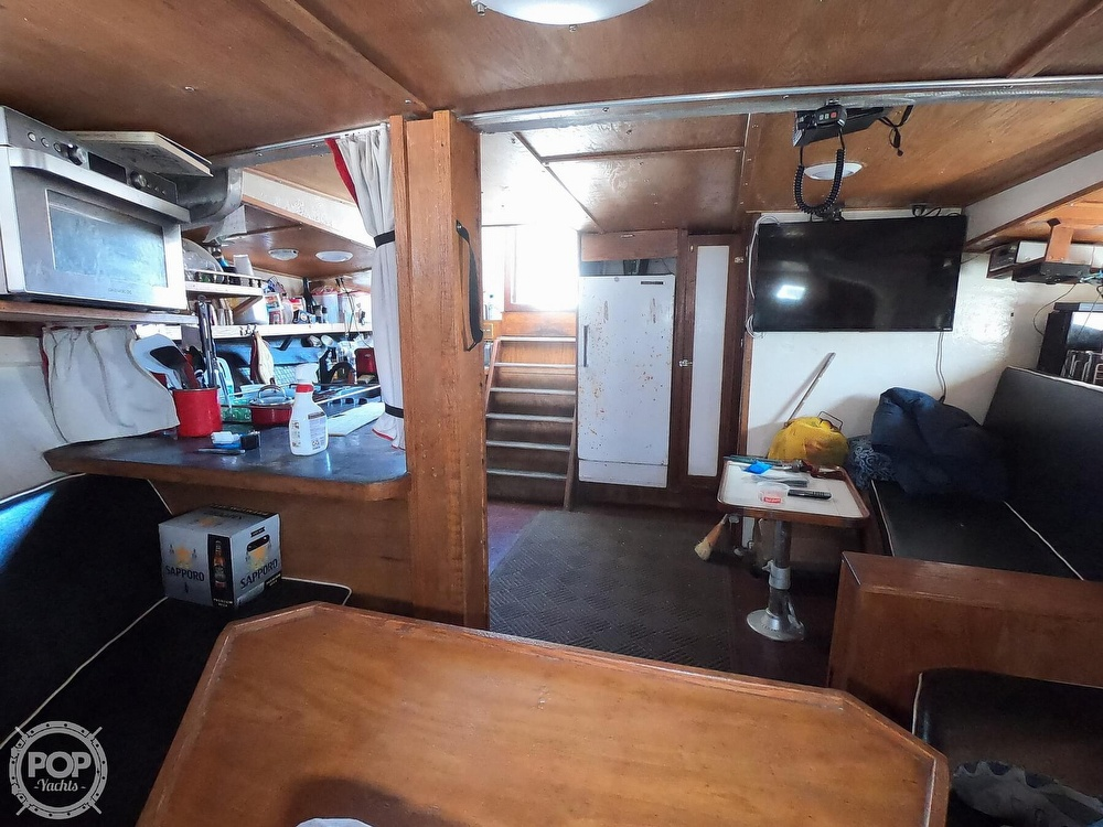 1951 Custom boat for sale, model of the boat is 6 Pack SportFIsh / Dive Boat & Image # 34 of 40