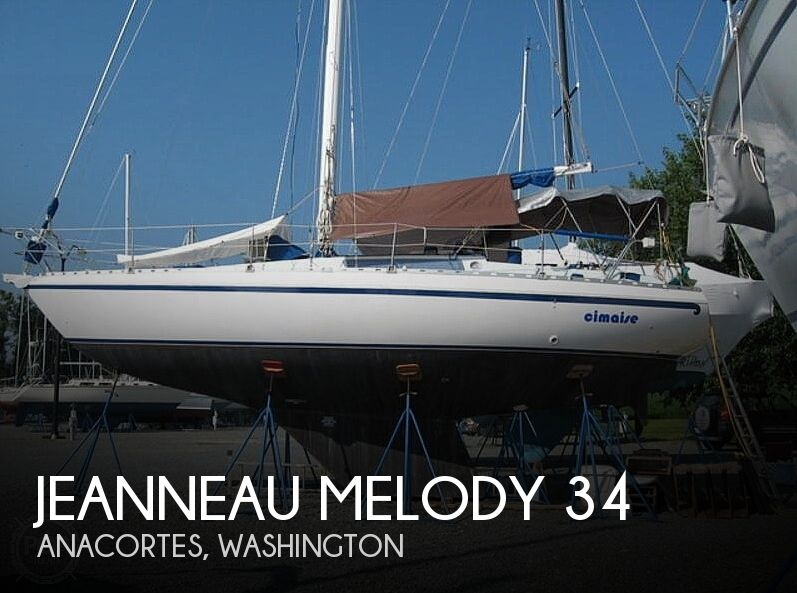 Used Sailboats For Sale in Washington by owner | 1977 Jeanneau Melody 34