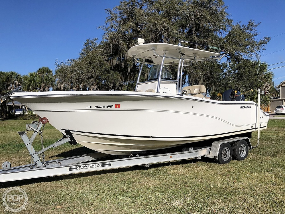 2014 Sea Fox boat for sale, model of the boat is 256 Commander & Image # 6 of 40