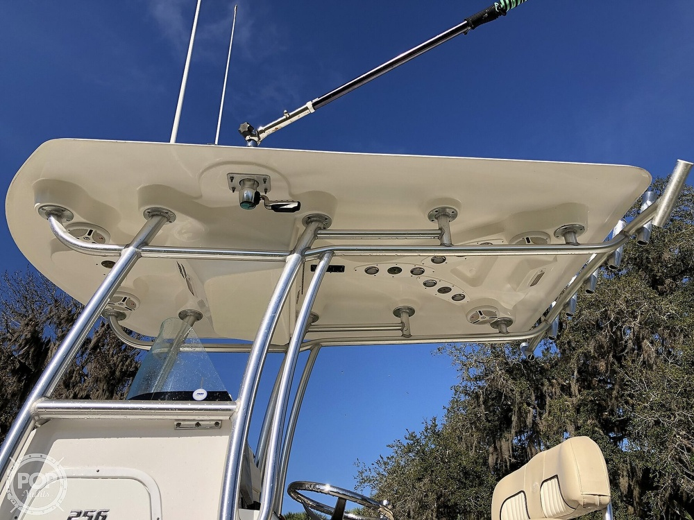 2014 Sea Fox boat for sale, model of the boat is 256 Commander & Image # 24 of 40