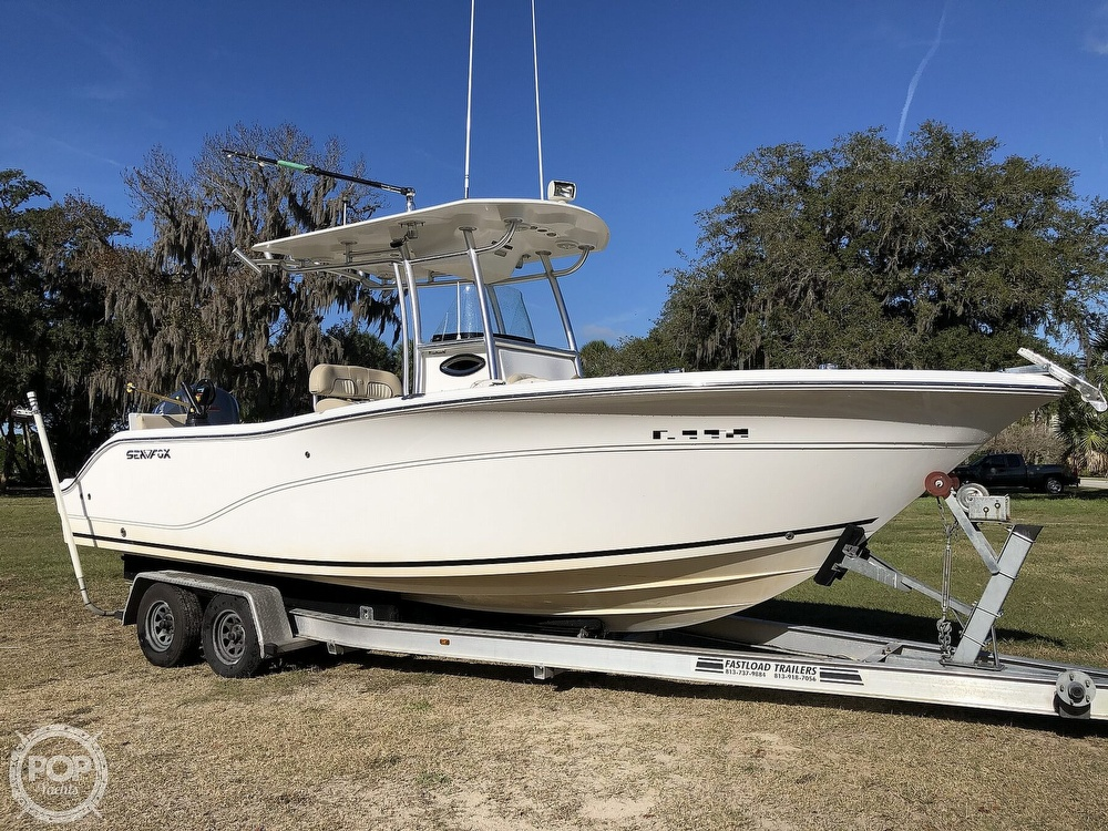 2014 Sea Fox boat for sale, model of the boat is 256 Commander & Image # 36 of 40