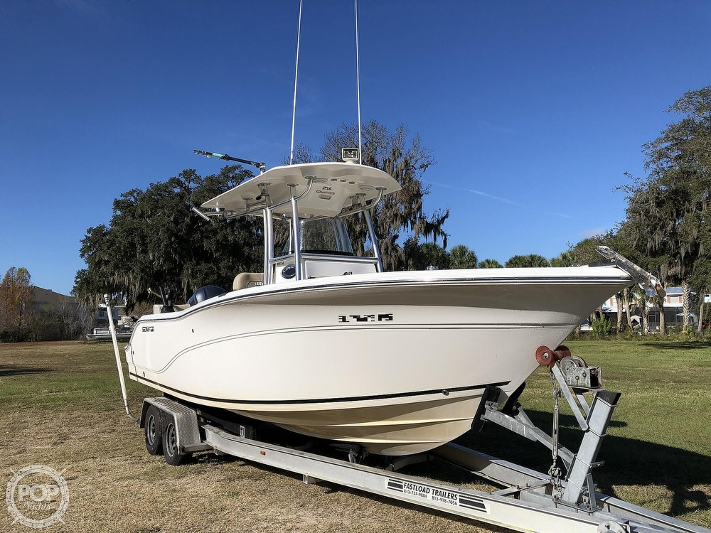 2014 Sea Fox boat for sale, model of the boat is 256 Commander & Image # 4 of 40