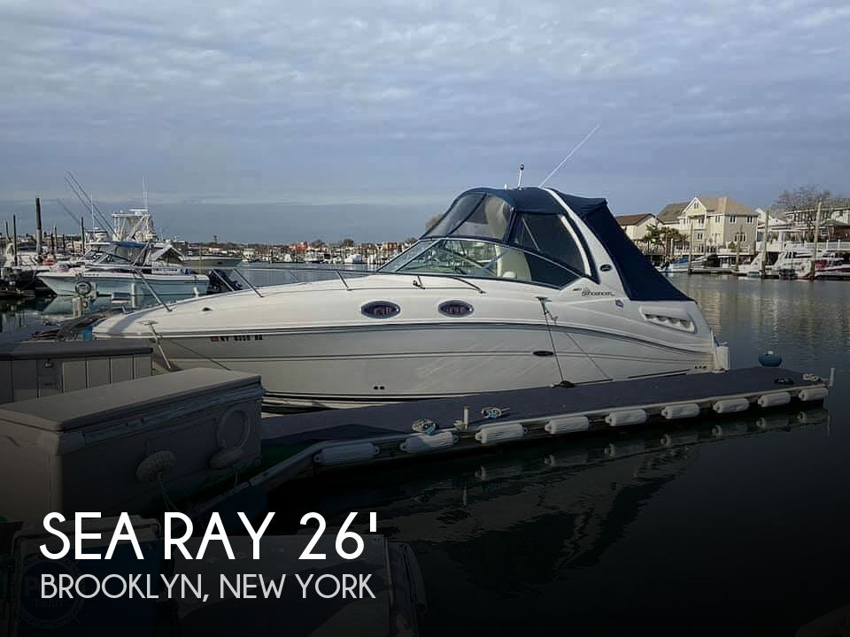 Used Sea Ray 26 Boats For Sale by owner | 2008 Sea Ray 260 Sundancer