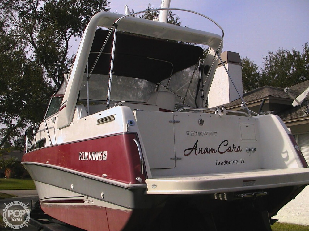 1991 Four Winns boat for sale, model of the boat is 265 Vista & Image # 12 of 40