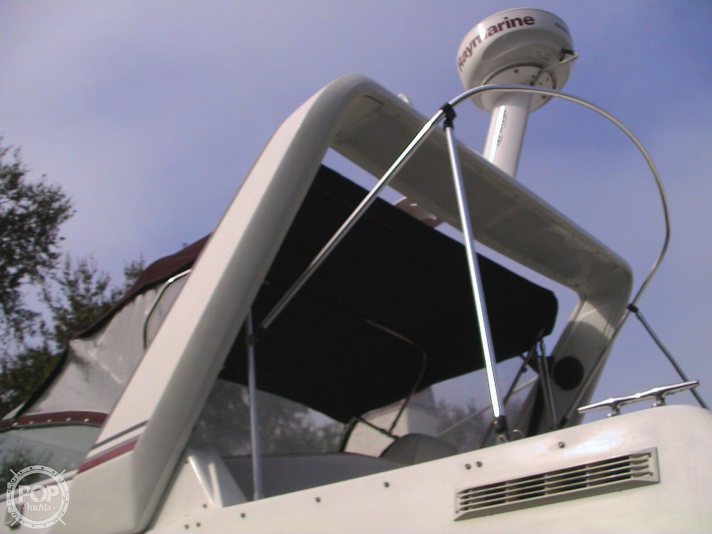 1991 Four Winns boat for sale, model of the boat is 265 Vista & Image # 13 of 40