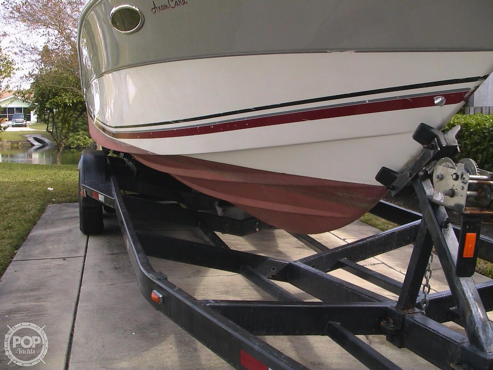 1991 Four Winns boat for sale, model of the boat is 265 Vista & Image # 21 of 40