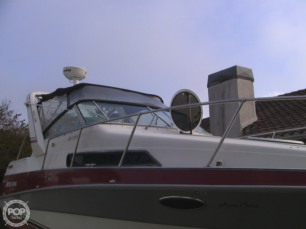 1991 Four Winns boat for sale, model of the boat is 265 Vista & Image # 22 of 40