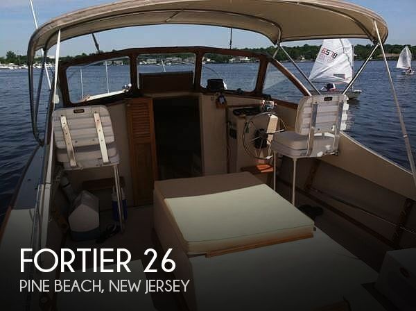 Used Fortier Boats For Sale by owner | 1986 Fortier 26