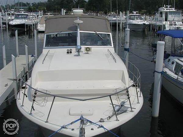 1979 Chris Craft boat for sale, model of the boat is Catalina 350 & Image # 2 of 12