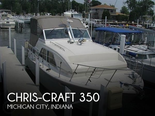 1979 Chris Craft boat for sale, model of the boat is Catalina 350 & Image # 1 of 12