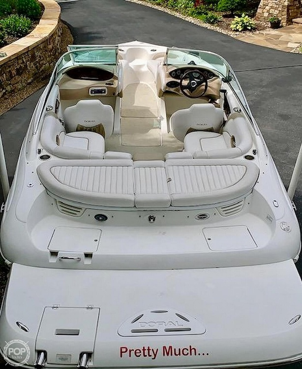 2005 Doral International boat for sale, model of the boat is Sunquest 210 & Image # 10 of 18