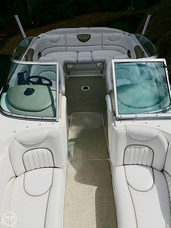2005 Doral International boat for sale, model of the boat is Sunquest 210 & Image # 16 of 18