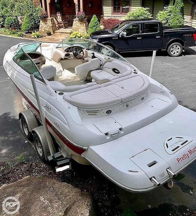 2005 Doral International boat for sale, model of the boat is Sunquest 210 & Image # 3 of 18