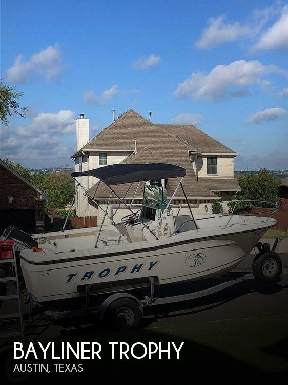 Used Bayliner Boats For Sale in Austin, Texas by owner | 1998 17 foot Bayliner Trophy
