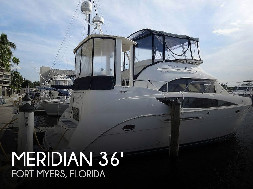 Used Meridian Boats For Sale by owner | 2005 Meridian 368