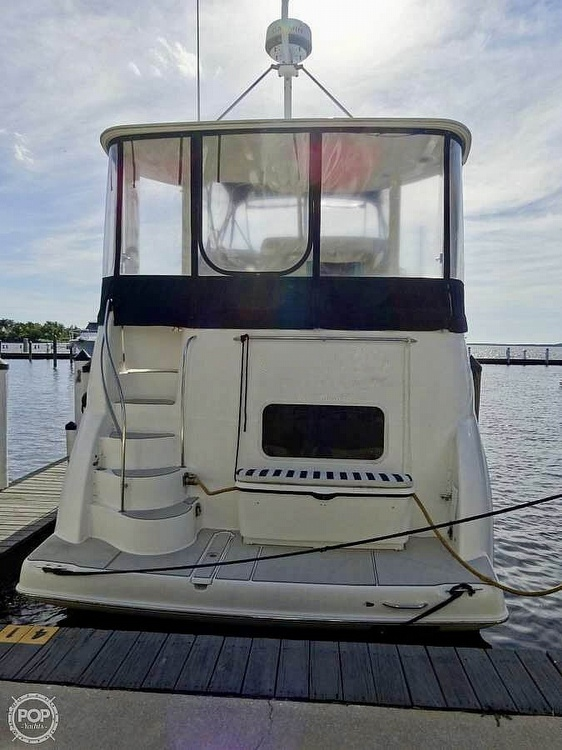 2005 Meridian boat for sale, model of the boat is 368 Aft Cabin & Image # 6 of 40
